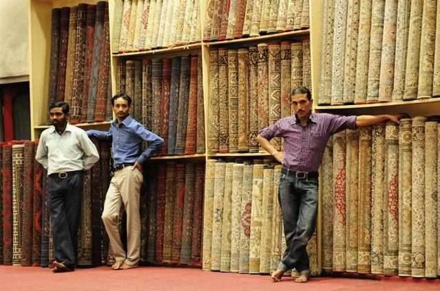 776 Делаем шикарные коврики своими руками